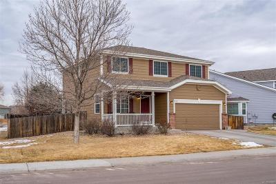 Parker Single Family Home Under Contract: 5246 Creek Way