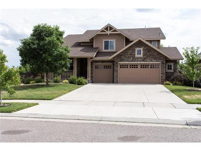 Aurora Single Family Home Under Contract: 26174 East Applewood Place
