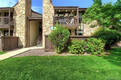 Arvada Condo/Townhouse Sold: 7750 West 87th Drive #L