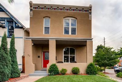 Baker, Baker/Santa Fe, Broadway Terrace, Byers, Santa Fe Arts District Single Family Home Active: 92 West Cedar Avenue