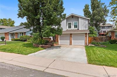 Centennial Single Family Home Active: 7932 South Valentia Street