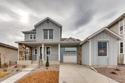 Littleton Single Family Home Active: 9396 Bear River Street