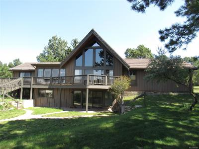 Monument Single Family Home Under Contract: 18960 White Fawn Drive