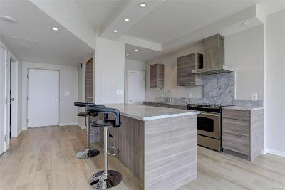 Denver Condo/Townhouse Active: 1350 Lawrence Street #6B