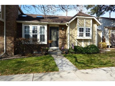 Lakewood Condo/Townhouse Under Contract: 1213 South Flower Circle #A