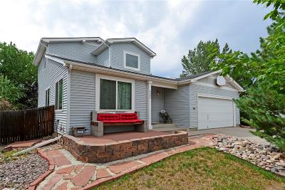 Littleton Single Family Home Active: 8085 Eagleview Drive