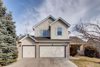 Broomfield Single Family Home Under Contract: 12554 Utica Street