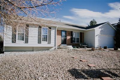 Aurora, Denver Single Family Home Active: 16313 East Carolina Drive