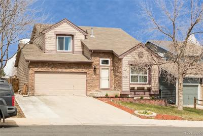 Broomfield Single Family Home Under Contract: 9415 West 104th Court