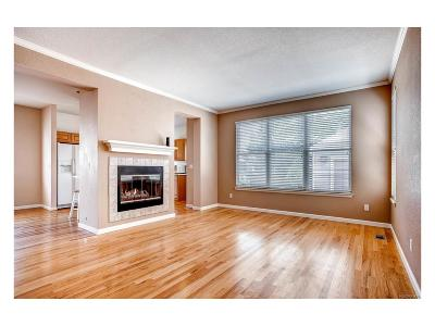 Aurora, Denver Single Family Home Under Contract: 8115 East Harvard Circle