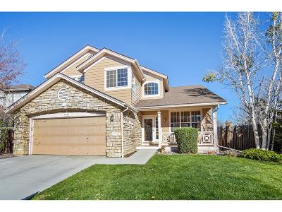 Westminster Single Family Home Under Contract: 9482 Cody Drive
