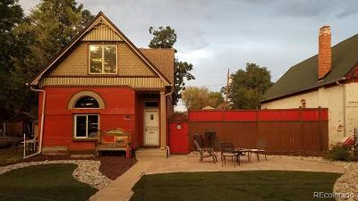 Denver CO Rental Active: $3,900