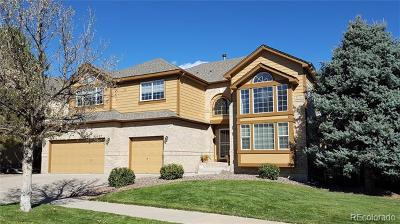Denver Single Family Home Active: 5407 West Prentice Circle