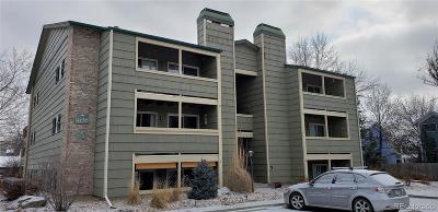 Boulder Condo/Townhouse Under Contract: 4656 White Rock Circle #7