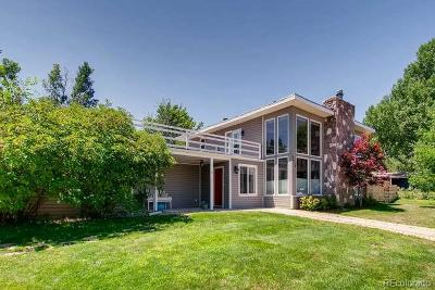 Longmont Single Family Home Under Contract: 2417 Lanyon Drive