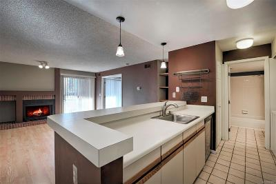Littleton Condo/Townhouse Active: 4899 South Dudley Street #D7
