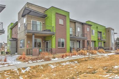 Denver Condo/Townhouse Under Contract: 2065 West 67th Place