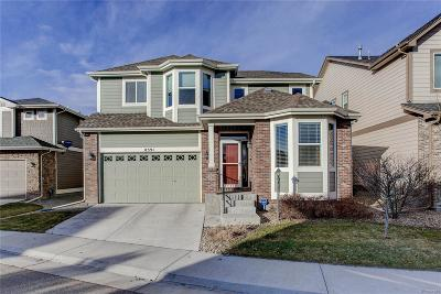 Denver Single Family Home Under Contract: 8391 East Arizona Place