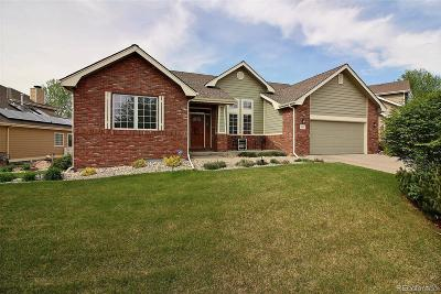 Greeley Single Family Home Under Contract: 5507 West A Street