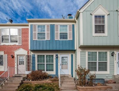 Littleton CO Condo/Townhouse Active: $285,000