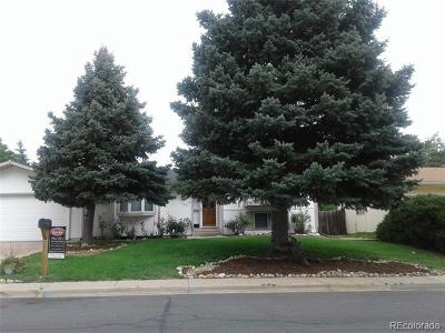 Broomfield Single Family Home Active: 2633 West 135th Avenue
