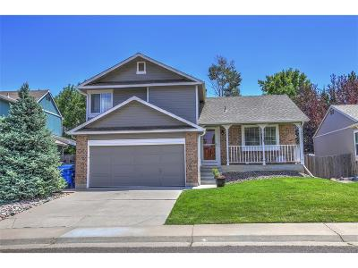 Littleton Single Family Home Active: 12636 West Crestline Avenue