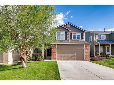 Castle Rock CO Single Family Home Active: $379,700