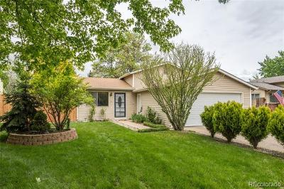 Longmont Single Family Home Under Contract: 739 South Terry Street