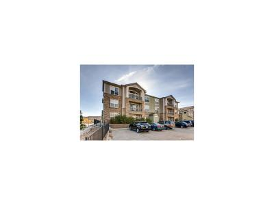 Castle Rock Condo/Townhouse Active: 1561 Olympia Circle #101