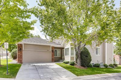 Lone Tree Condo/Townhouse Under Contract: 9841 Carmel Court
