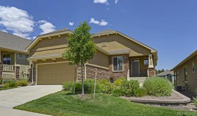 Castle Pines Single Family Home Active: 509 Bristolwood Lane