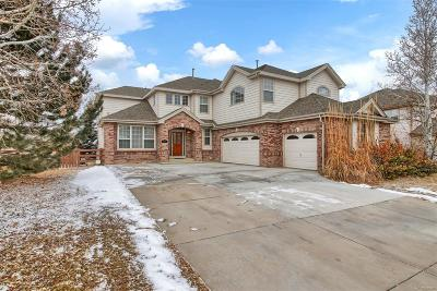 Broomfield Single Family Home Under Contract: 5447 Brookside Drive