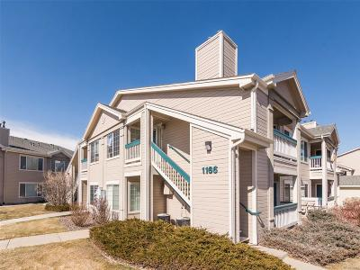 Broomfield Condo/Townhouse Under Contract: 1166 Opal Street #102
