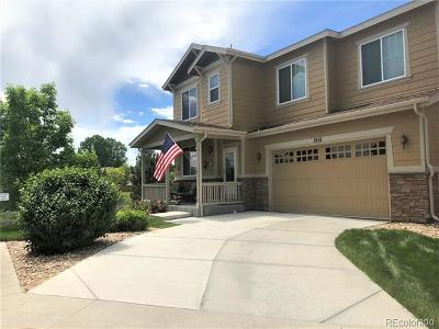 Longmont Single Family Home Active: 1512 Lasalle Way