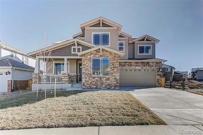 Castle Rock CO Single Family Home Active: $596,229