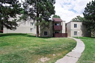 Denver Condo/Townhouse Active: 9725 East Harvard Avenue #446
