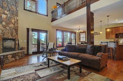 Blue River CO Condo/Townhouse Under Contract: $925,000