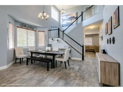Meridian Single Family Home Under Contract: 10253 Nottingham Drive