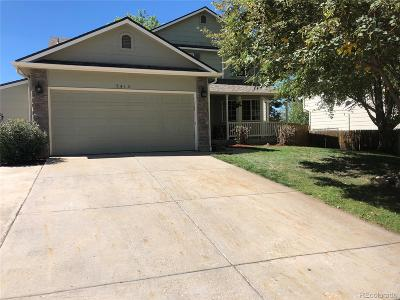 Frederick Single Family Home Under Contract: 5413 Wolf Street