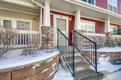 Parker Condo/Townhouse Active: 9577 Pearl Circle #201