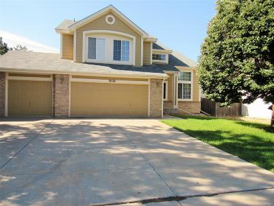 Aurora Single Family Home Active: 19174 East Amherst Drive