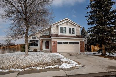 Highlands Ranch Single Family Home Active: 7203 Laredo Court