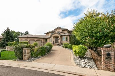 Denver Single Family Home Under Contract: 3960 South Pinehurst Circle