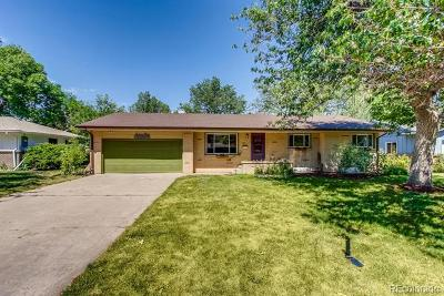 Fort Collins Single Family Home Active: 1309 Robertson Street