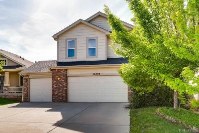 Firestone Single Family Home Active: 10373 Dahlia Street