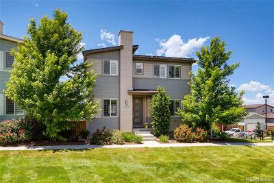 Highlands Ranch Single Family Home Under Contract: 9727 Dunning Circle