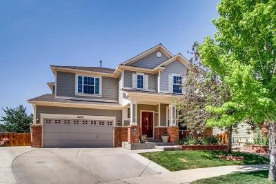 Commerce City Single Family Home Active: 10691 Racine Street