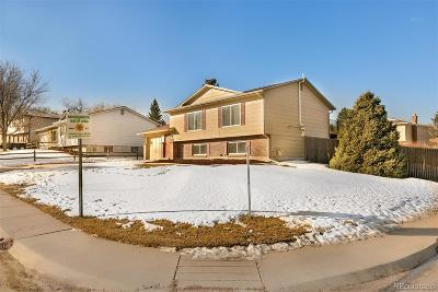 Morrison Single Family Home Sold: 12072 West Dumbarton Drive