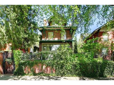 Denver CO Single Family Home Active: $2,500,000
