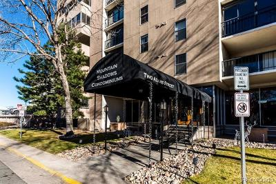 Cherry Creek, Cherry Creek East, Cherry Creek North, Cherry Creek South, Clayton Lane Condo/Townhouse Active: 2 Adams Street #410